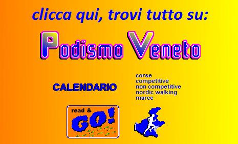 Calendario Veneto.Calendario Podismo Veneto Running Team Mestre