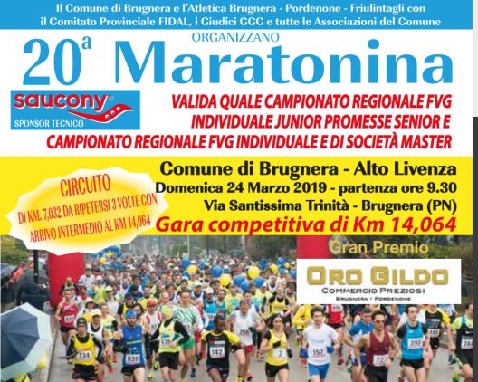 maratonina-di-brugnera-2019