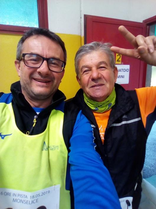 con Vito Piero Ancora
